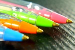 Marketing w przedsiębiorstwie – długopisy reklamowe