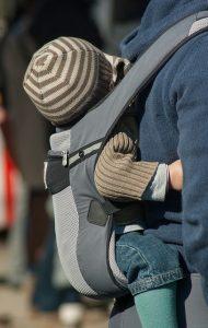 Nosidło dla dzieci turystyczne